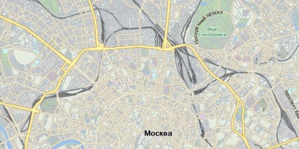 Маршрутизация городских автоперевозок
